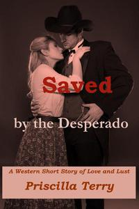 Saved by the Desperado: A Western Short Story of Love and Lust