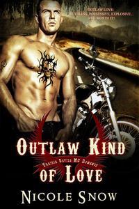 Outlaw Kind of Love: Prairie Devils MC Romance