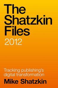 The Shatzkin Files: 2012