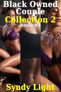 Black Owned Couple Collection 2, Books 4-6