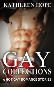 Gay Collections: 4 Gay Romance Stories