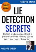 Lie detection secrets