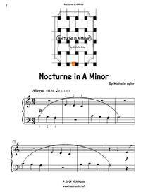 Nocturne in A Minor