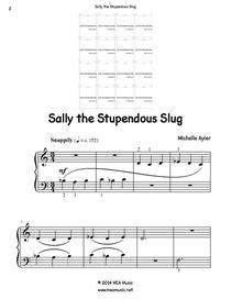 Sally the Stupendous Slug