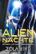 Alien - Nächte: Science Fiction Liebesroman