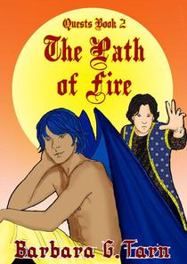 The Path of Fire (Quests Book 2)