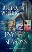 Psychic Seasons: A Cozy Romantic Mystery Series (Full Series)