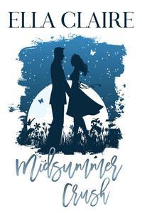 Midsummer Crush: A Sweet Celebrity Beach Romance