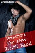 Diapering the New Ranch Hand (Gay Cowboy ABDL Diaper Age Play)
