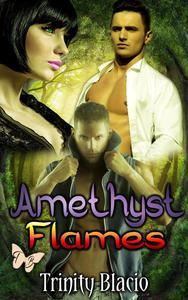 Amethyst Flames