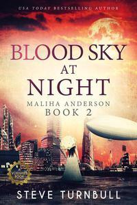 Blood Sky at Night