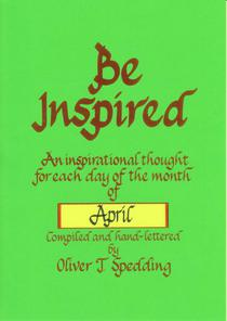 Be Inspired - April