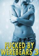 Fucked By WereBears 3: Pounded Hard, Voyeurism, Creampie, Paranormal WereBear Shifter, Rough Hardcore Explicit