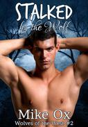 Wolves of the West #2: Stalked by the Wolf (Reluctant Gay Werewolf BDSM)