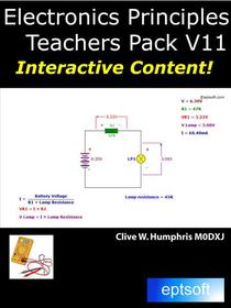 Electronics Principles Teachers Pack V11