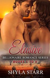 Elusive Billionaire Romance Series - Books 1 to 3