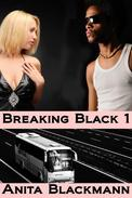 Breaking Black 1 (Interracial Exhibitionism Menage)