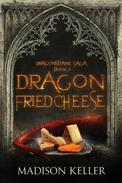 Dragon Fried Cheese