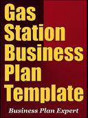 Gas Station Business Plan Template (Including 6 Special Bonuses)