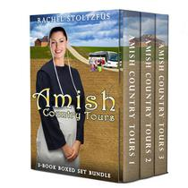 Amish Country Tours 3-Book  Boxed Set