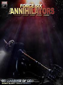 Force Six, The Annihilators 05 Hammer of God