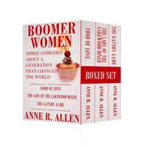 Boomer Women: Three Comedies About A Generation That Changed The World