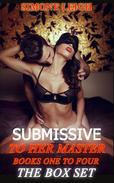 Submissive to Her Master - The Box Set