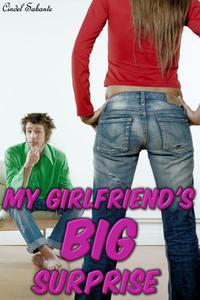 My Girlfriend's Big Surprise - A Futanari Love Story