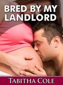 Bred By My Landlord (Teenage Breeding and Impregnation Erotica)