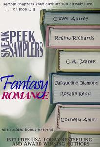 Sneak Peek Samplers: Fantasy Romance