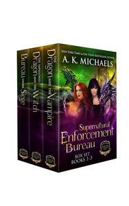 Supernatural Enforcement Bureau, Boxset, Books 1 - 3