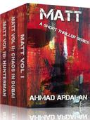 Matt: A Matt Godfrey Short Thriller Trilogy