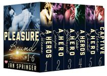 Pleasure Bound : COMPLETE SERIES SciFi Erotic Romance Boxed Set