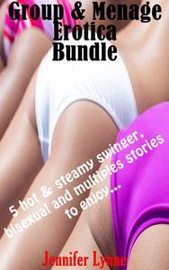 Group & Ménage Erotica Bundle