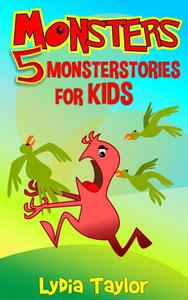 Monsters:Monsterstories for Kids