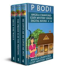 Angela Crawford Series Books 4-6