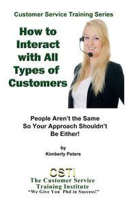 How to Interact with All Kinds of Customers