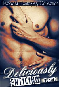 Deliciously Enticing Bundle (Lesbian Student, DP Menage, Paranormal Werewolf)