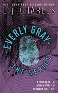 Everly Gray Adventures 1-2 & Novella