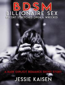 Erotica: BDSM Billionaire Sex - Escort Stretched Open & Wrecked