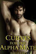 Curves for the Alpha Mate (BBW, Werewolf Sex, Alpha Male Paranormal Sex)
