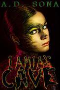 Lamia's Cave (snake woman vore, erotic horror)