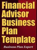 Financial Advisor Business Plan Template (Including 6 Special Bonuses)