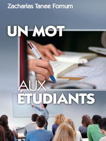 Un Mot Aux Étudiants