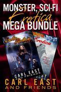 Monster, Sci-Fi Erotica Mega Bundle