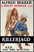 Bount Reiniger - Killerjagd: N.Y.D. - New York Detectives