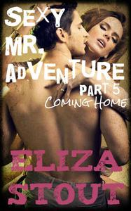 Coming Home: Sexy Mr. Adventure, Part 5 (An Erotic BDSM Romance)