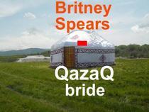 Britney Spears, QazaQ Bride