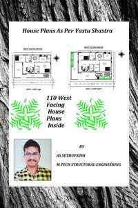 House Plans As Per Vastu Shastra (110 West Facing House Plans Inside)