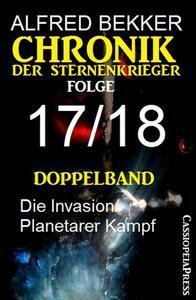 Doppelband Chronik der Sternenkrieger Folge 17/18